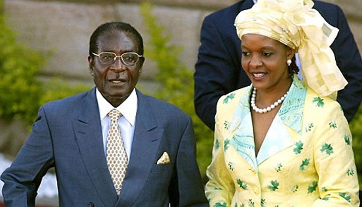 Mugabe Kumuandaa Mkewe Kuwania Urais
