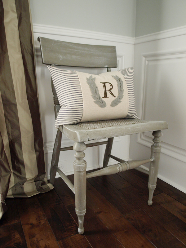 Painting A Weathered Wood Finish A Dining Chair Makeover Less