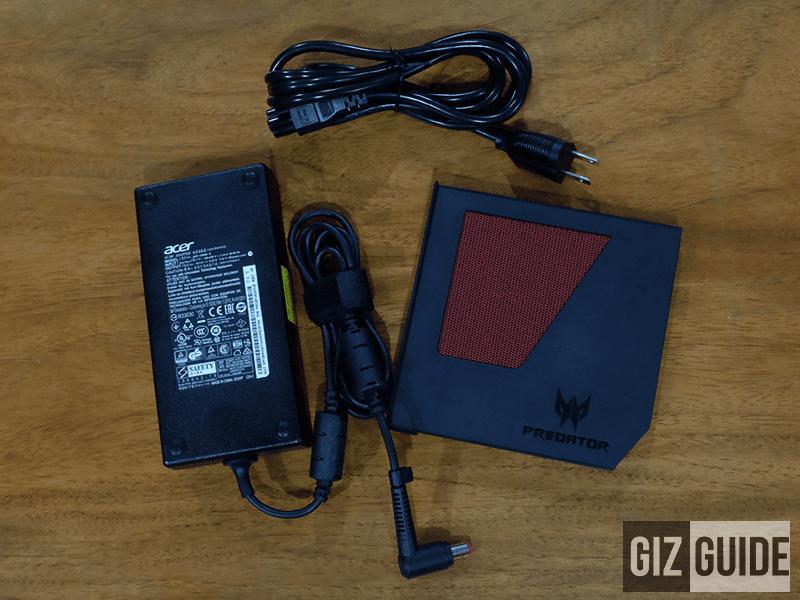 Acer Predator 17 Inclusions