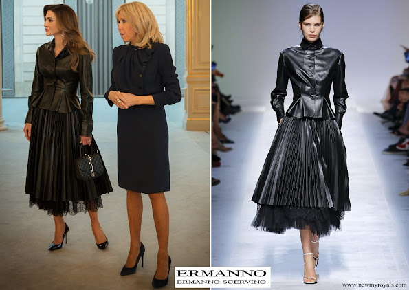 Queen Rania - Ermanno Scervino Spring 2019 Ready-to-Wear Fashion Show Collection