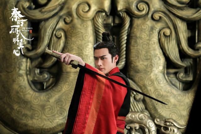 Ying Zheng Qin Shi Huang Vin Zhang Binbin