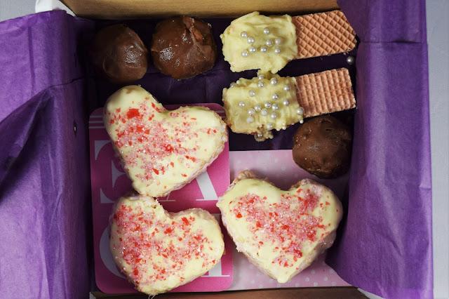 Baked Valentine's Day Gift