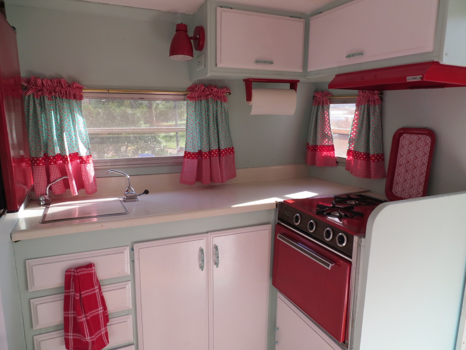 Dottie Little Vintage Travel Trailer