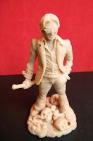 orme magiche john doe modellini statuette sculture action figure personalizzate fatta a mano super sculpey