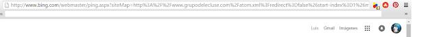 Como enviar un Sitemap a Bing y a Yahoo