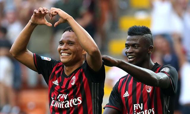 Milan - Torino 3-2 Bacca