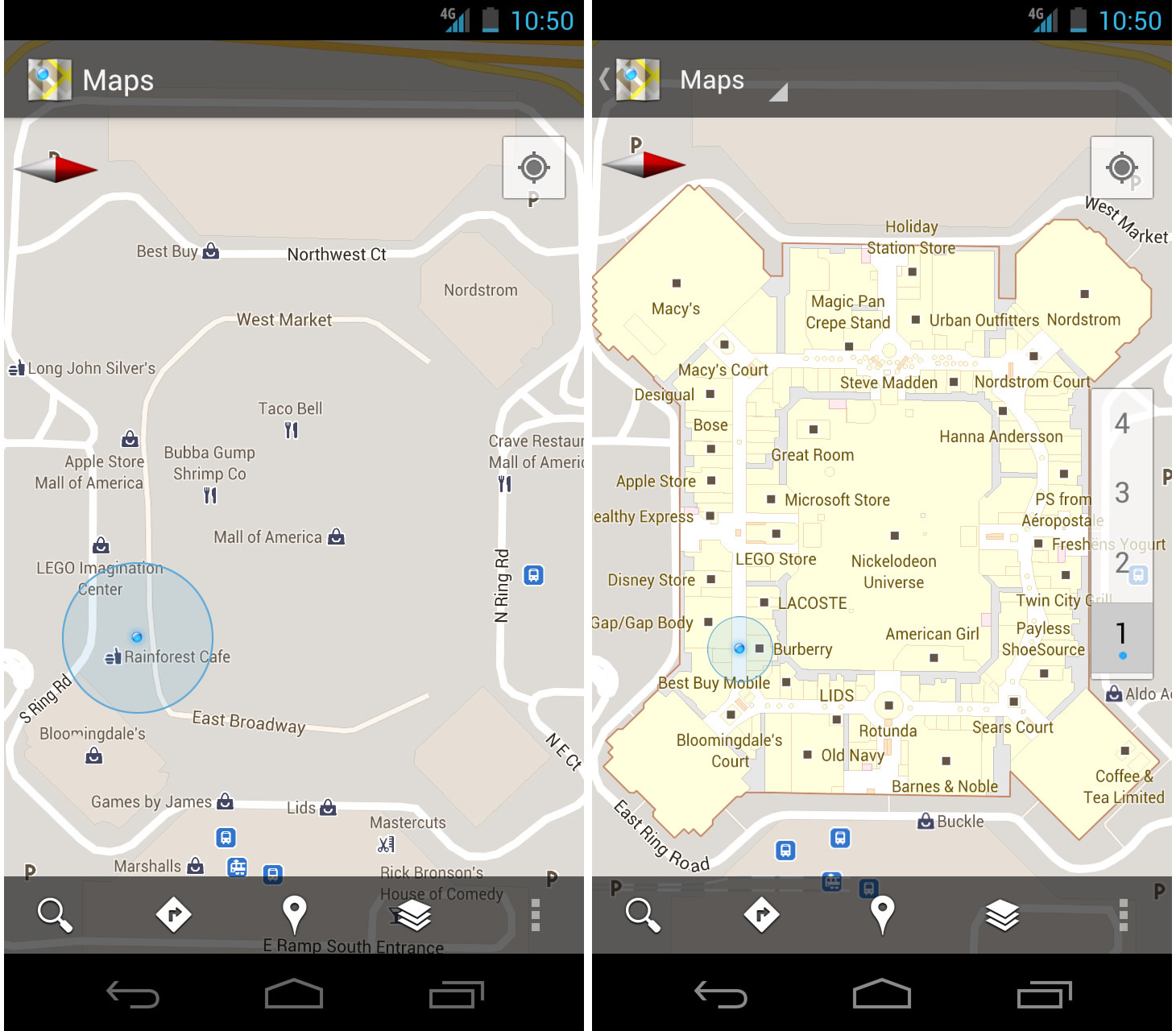 Official Google Blog: A new frontier for Google Maps: mapping the