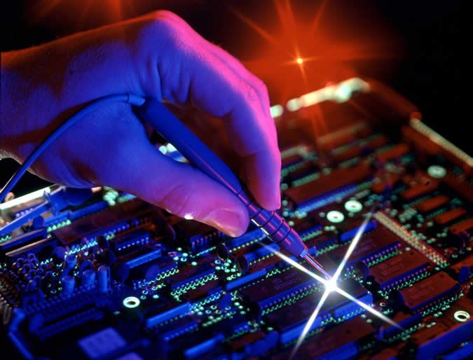 Digital Electronic Projects With Circuit