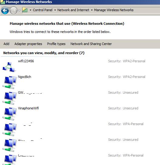 Cách phát wifi bằng laptop win 7 8 8.1 10 cho nhiều người dùng free j