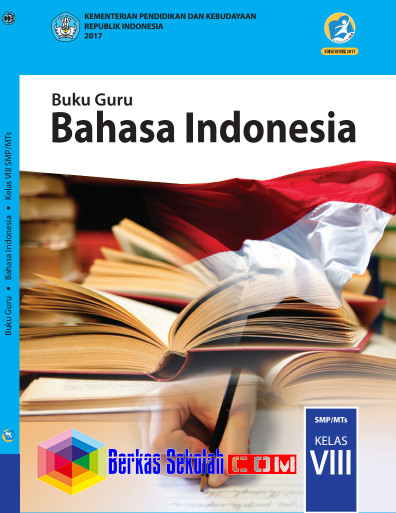 Buku Guru SMP/MTs Bahasa Indonesia Kurikulum 2013 Revisi 2017 Kelas 8 Download