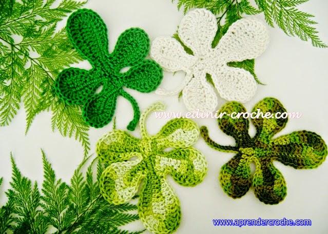 dvd folhas frutas flores em croche aprender croche com edinir-croche loja curso de croche frete gratis