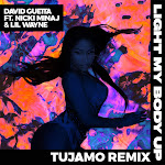 David Guetta - Light My Body Up (feat. Nicki Minaj & Lil Wayne) [Tujamo Remix] - Single Cover