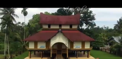 Wisata Sejarah Istana Rokan Hulu= title=
