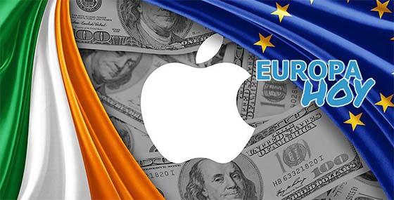 apple impuestos europa hoy