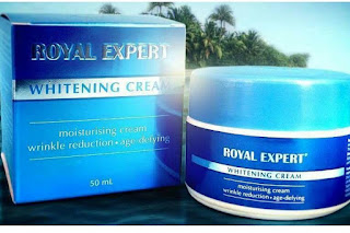 masalah royal expert white cream bahaya