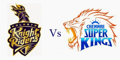 KKR vs CSK live ipl score and streaming