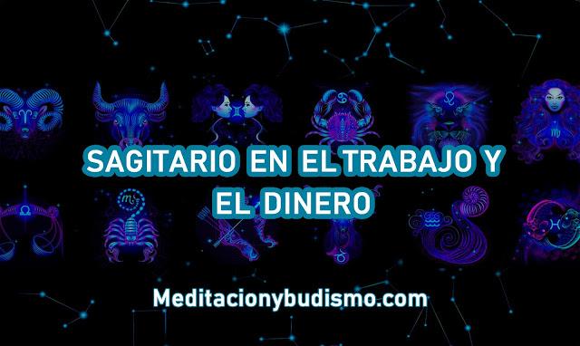 SAGITARIO EN EL TRABAJO Y EL DINERO