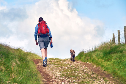 How Walking Outdoors is a Win | Texas Orthopedics