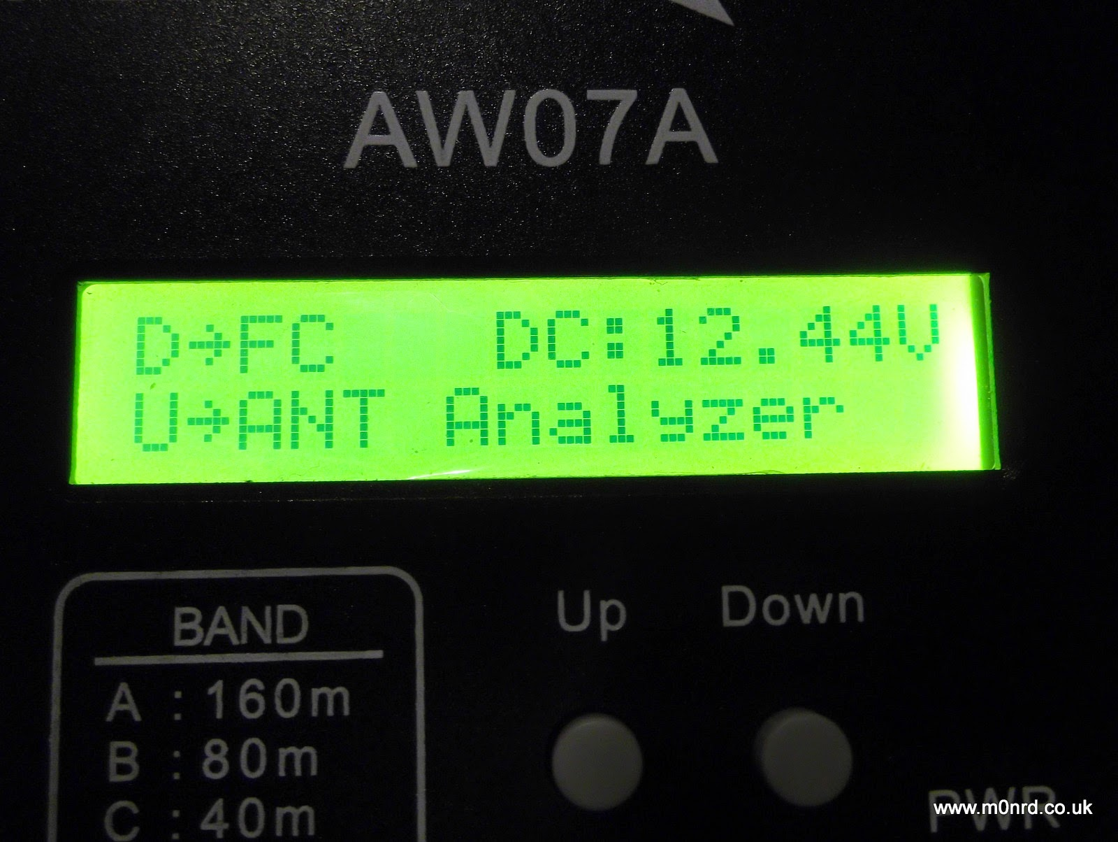 Mini 1300 Antenna Analyzer