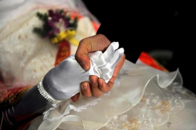 Casamentos fantasma