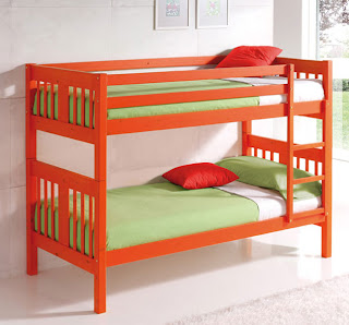 Cama alta, cama de niños, cama litera, cama doble