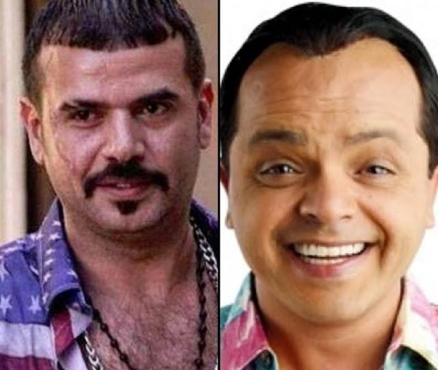 بالفيديو.. محمد هنيدي يسخر من ساموزين والاخير يرد !