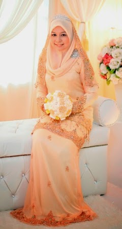 FOR RENT: SOLEMNIZATION DRESS