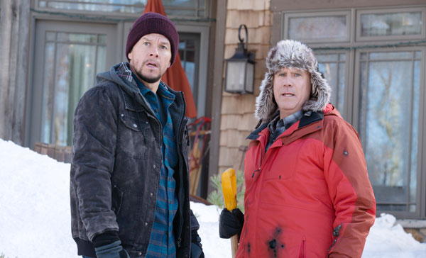 Mark Wahlberg and Will Ferrell return as co-dads in DADDY'S HOME 2 (2017)
