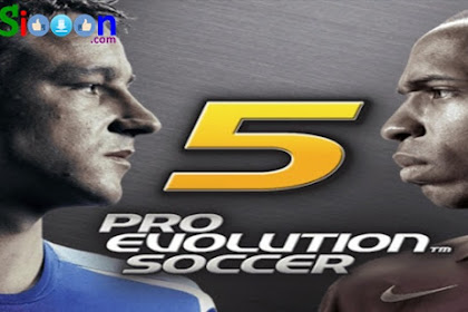 How to Download and Install Game PC Pro Evolution Soccer 2005 (Pes 2005)