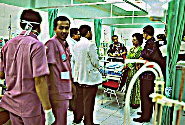 Nila Moeloek  Tegaskan Peningkatan Kesehatan Lewat SDM
