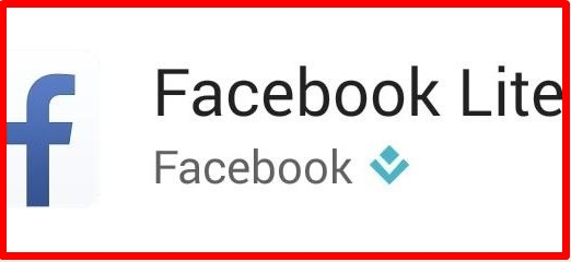 Free Download Facebook Lite App for Android