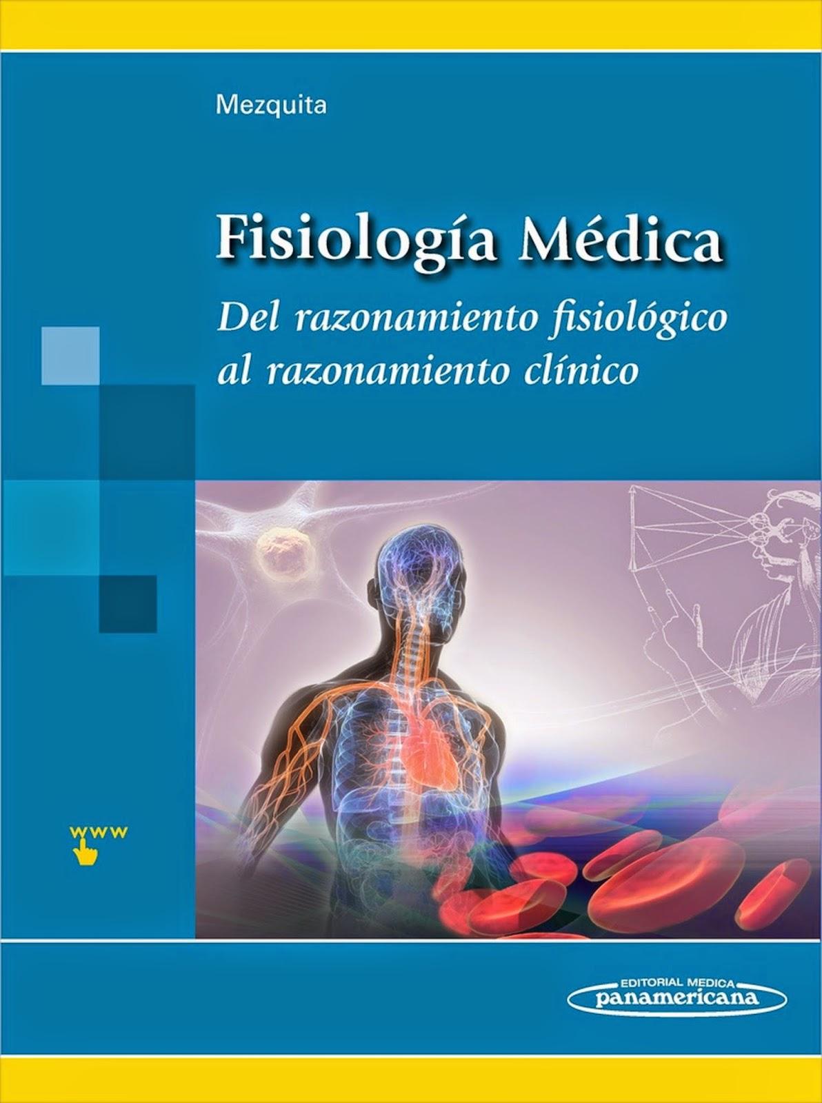 Fisiología Médica. Del razonamiento fisiológico al razonamiento ...