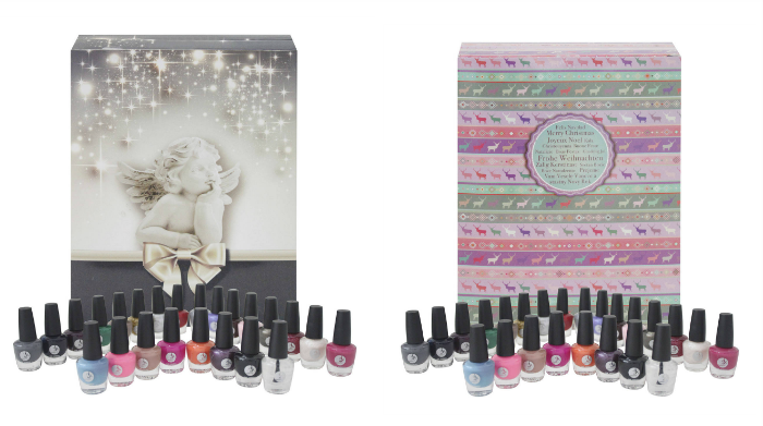 Beauty Adventskalender 2015 - Emotions Karstadt - Nagellacke