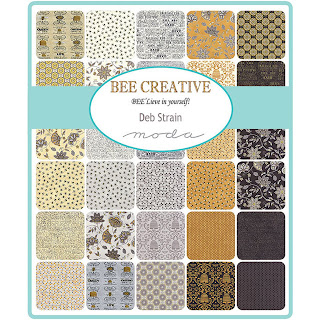 Moda Bee Creative Fabric by Deb Strain for Moda Fabrics