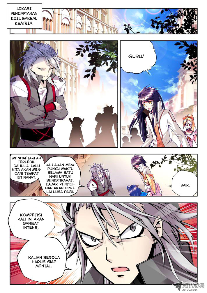 Shen Yin Wang Zuo Chapter 58