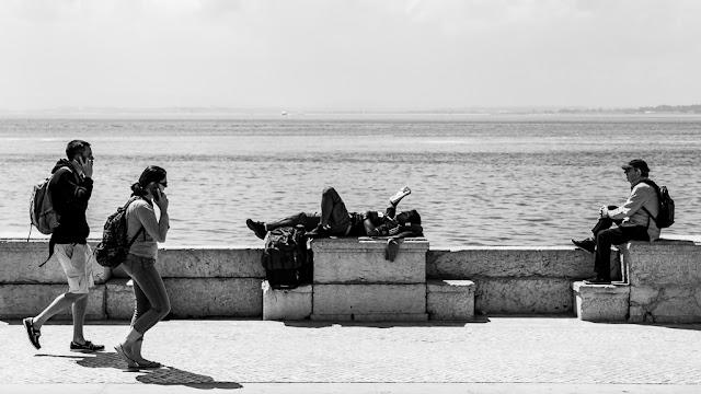 Un paseo por Lisboa - Plaza del Comercio