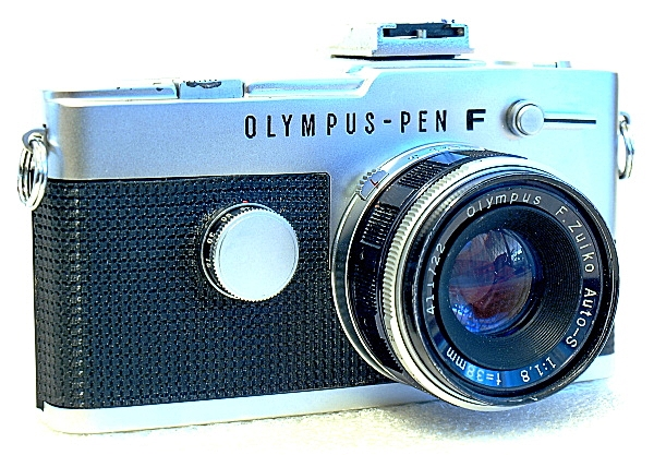 Olympus Pen FT, View