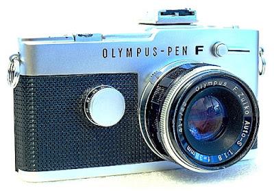 Olympus Pen FT, View