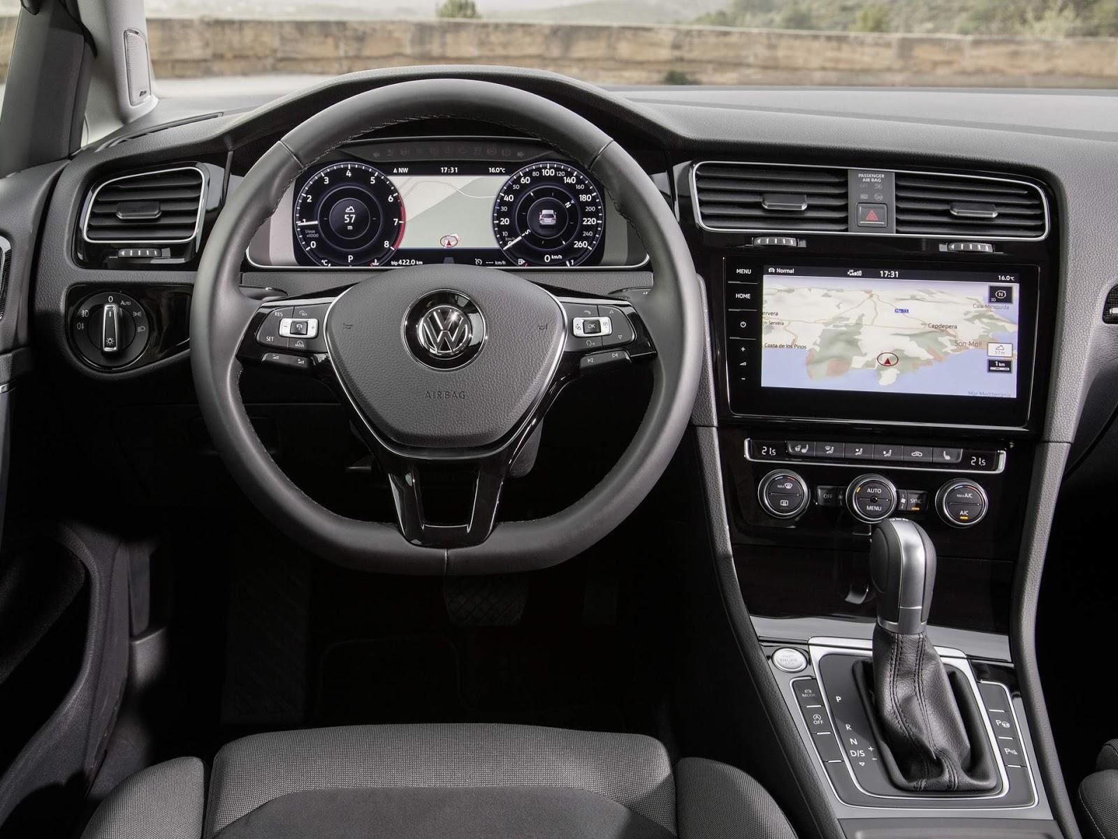 Novo VW Golf 2018 1.5 TSI Evo: preços e consumo - Europa ...