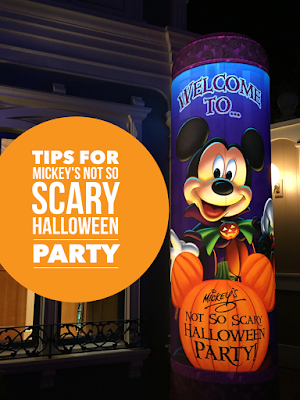 VIP Tips For attending Mickey's Not-So-Scary Halloween Party at Walt Disney World