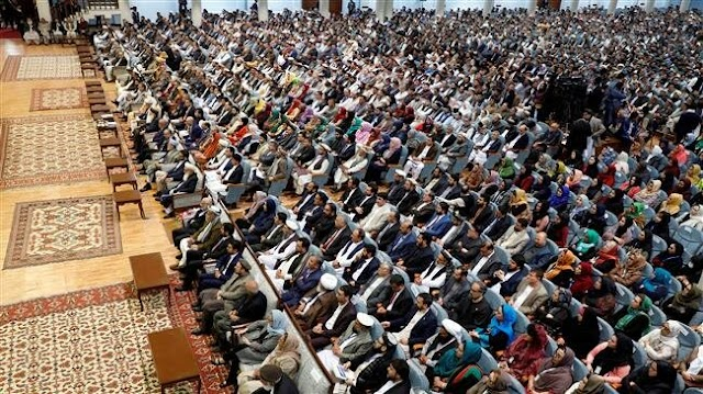 Thousands of  people in Afghanistan kicks off grand peace assembly in Kabul under tight security