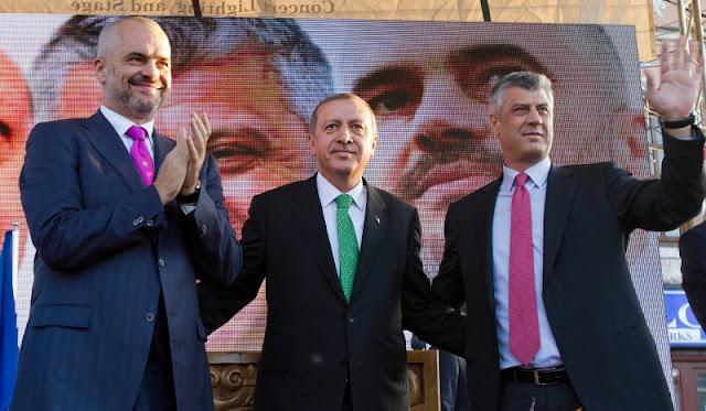 Η Τουρκία στο Κοσσυφοπέδιο