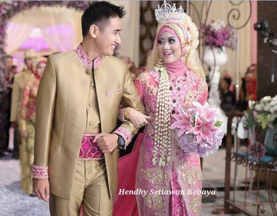 The Bride Theory Baju Pengantin Pria Muslim Setelan