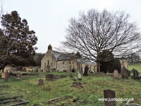 St Agatha's Church, Easby, Yorkshire