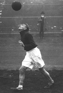 Sindelar a Stamford Bridge, nel 1932.