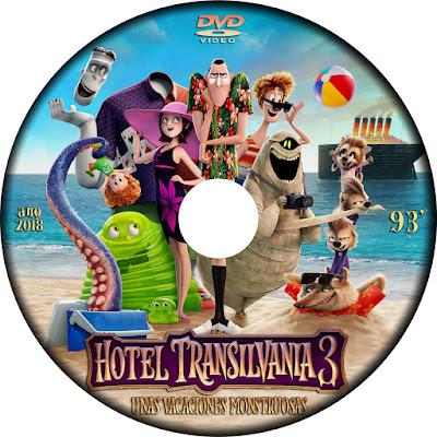 Hotel Transilvania 3 - Unas vacaciones monstruosas - [2018]