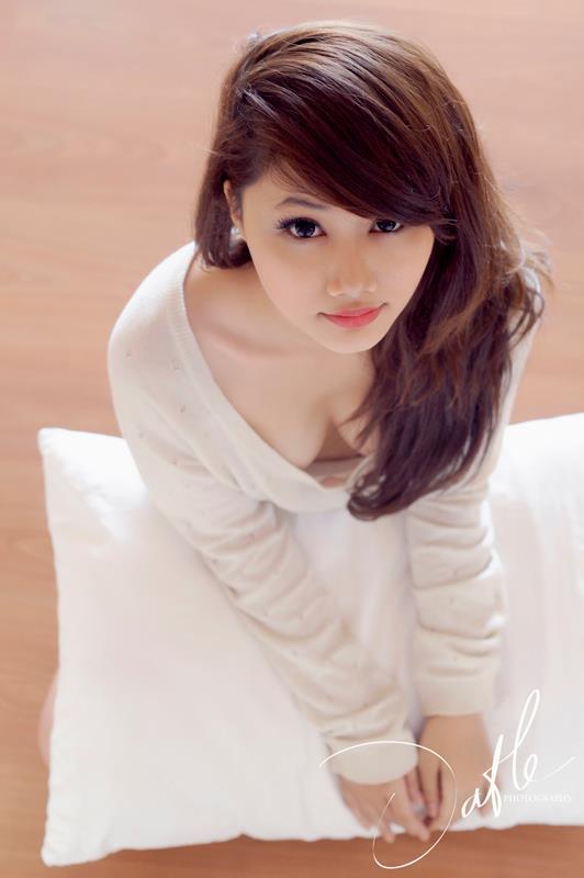 Phuong Jo – Cô gái cuốn hút xin đẹp