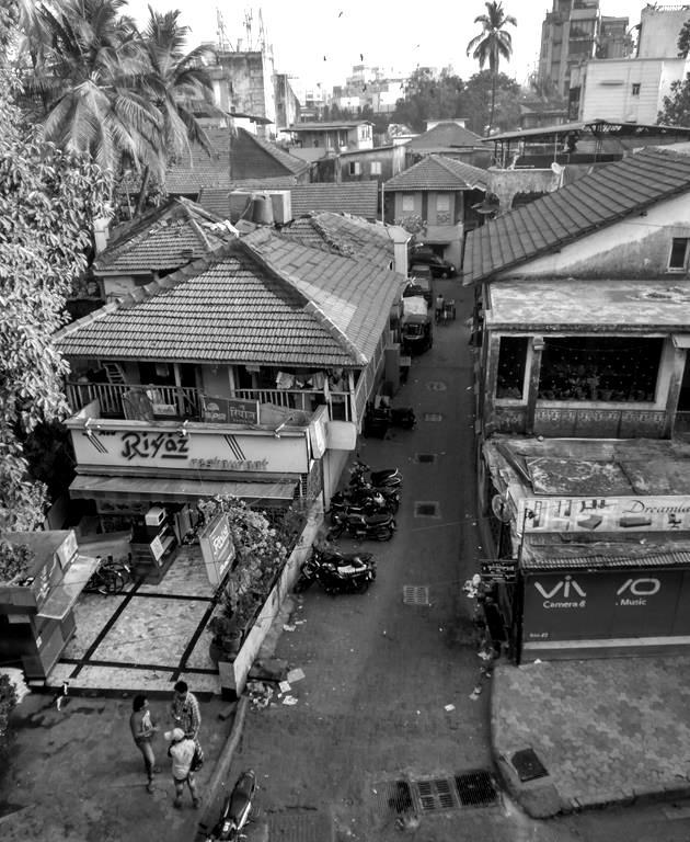 Mumbai Daily: Rural Ambiance