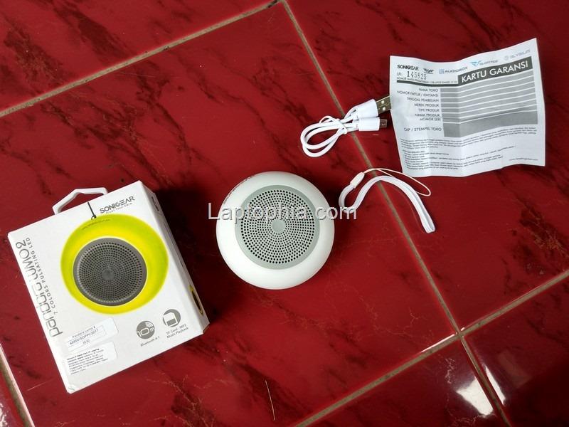 Paket Pembelian Sonicgear Pandora Lumo 2