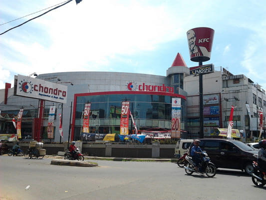 Chandra Super Store Tanjung Karang